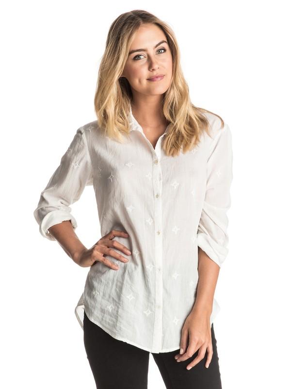 0 Easky Button Up Shirt  ERJWT03101 Roxy