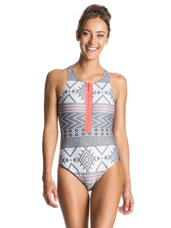 0 Sand To Sea One Piece Swimsuit  ERJX103037 Roxy