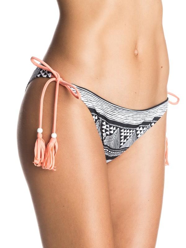 0 Native Geo Surfer Bikini Bottoms  ERJX403017 Roxy