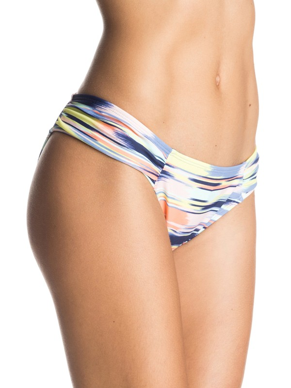 0 Smooth Ikat Base Girl Bikini Bottoms  ERJX403022 Roxy