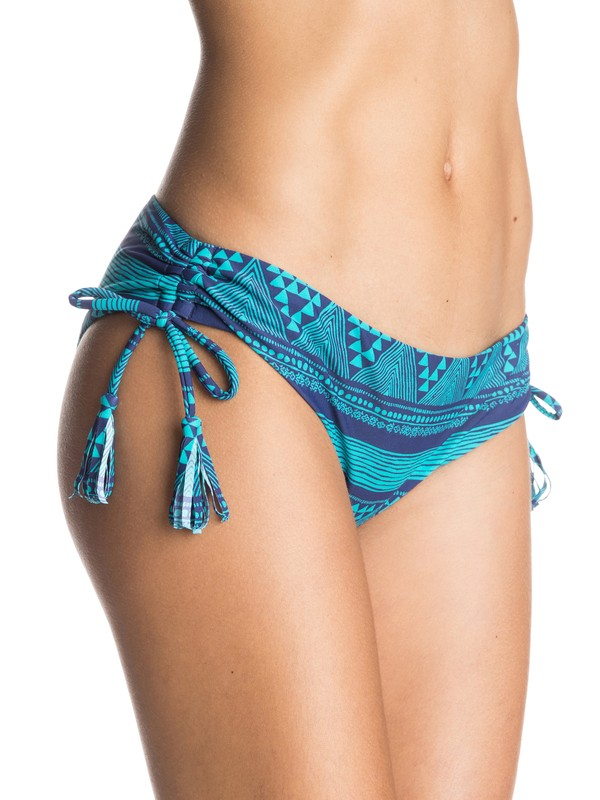0 Native Geo Scooter Bikini Bottoms  ERJX403041 Roxy