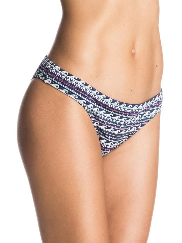 0 Colorwave Surfer Bikini Bottoms  ERJX403058 Roxy