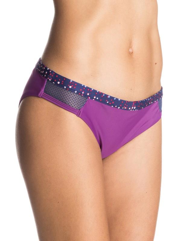 0 Caribbean Sunset Bikini Bottoms  ERJX403090 Roxy