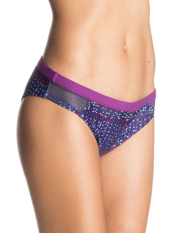 0 Caribbean Sunset Bikini Bottoms  ERJX403106 Roxy