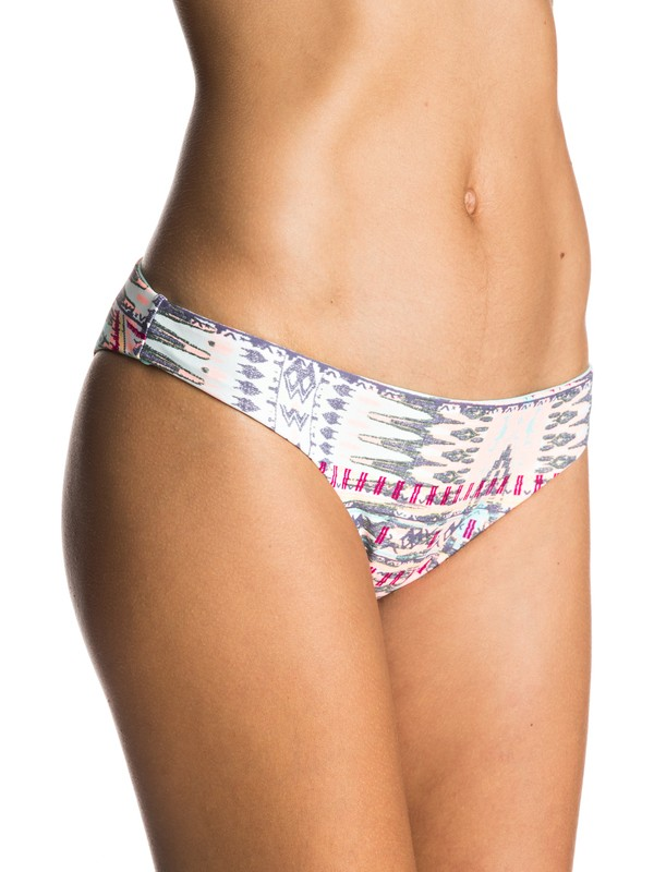 0 Sunset Bay Reversible Surfer Bikini Bottoms  ERJX403197 Roxy