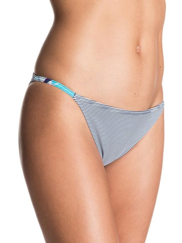 0 Partes Inferiores de Bikini Mini Corazón Line It Up  ERJX403248 Roxy