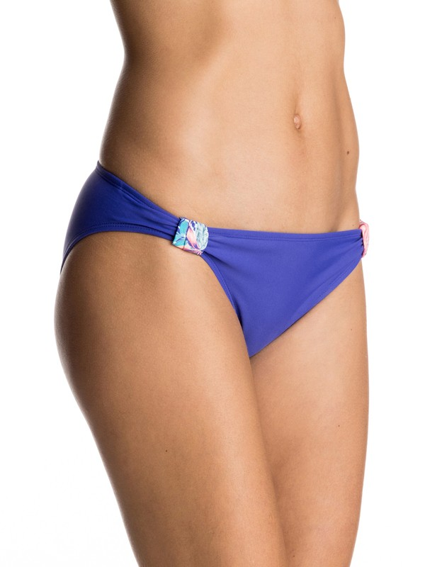0 Mix Adventure - 70's Bikini Bottoms  ERJX403288 Roxy