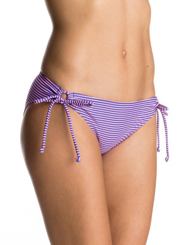 0 Mix Dolty - Bas de maillot de bain Violet ERJX403292 Roxy