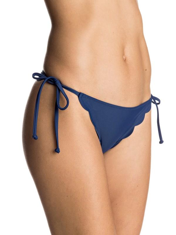 0 Sea Lovers - Bikini Bottoms Blue ERJX403302 Roxy