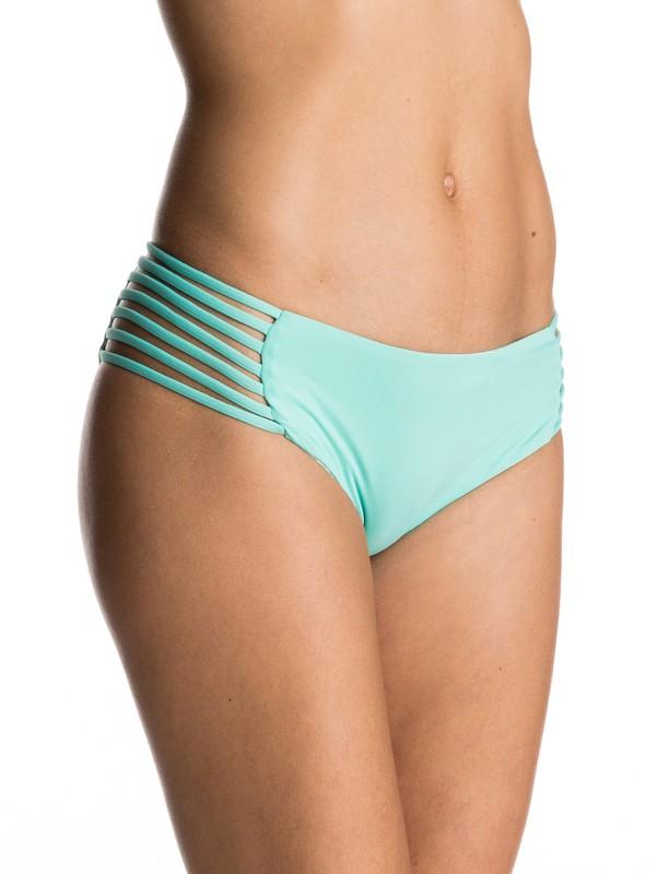 0 Strappy Love Shorty Mini Bikini Bottoms  ERJX403336 Roxy