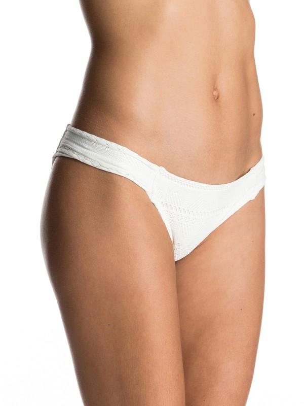 0 Drop Diamond - Bas de bikini Blanc ERJX403338 Roxy