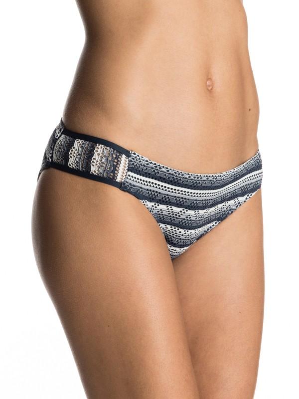 0 Tribal Maze 70's Bikini Bottoms  ERJX403390 Roxy