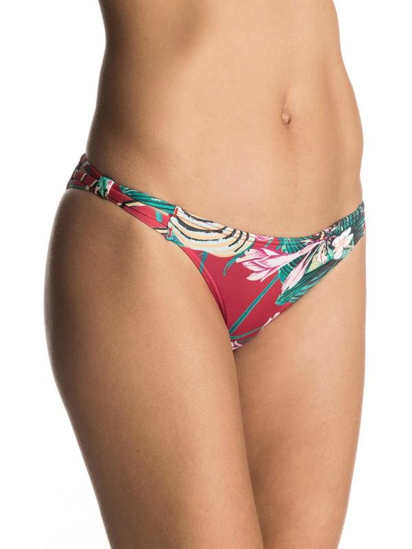0 Cuba Gang Surfer Bikini Bottoms  ERJX403418 Roxy
