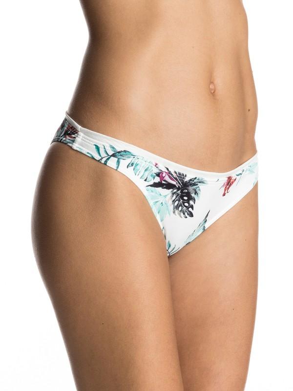 0 Shady Palm Surfer Bikini Bottoms  ERJX403419 Roxy