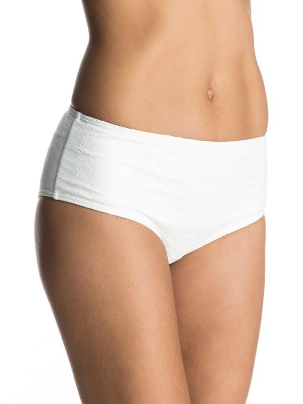 0 Boheme Life Mid Waist Bikini Bottoms  ERJX403420 Roxy