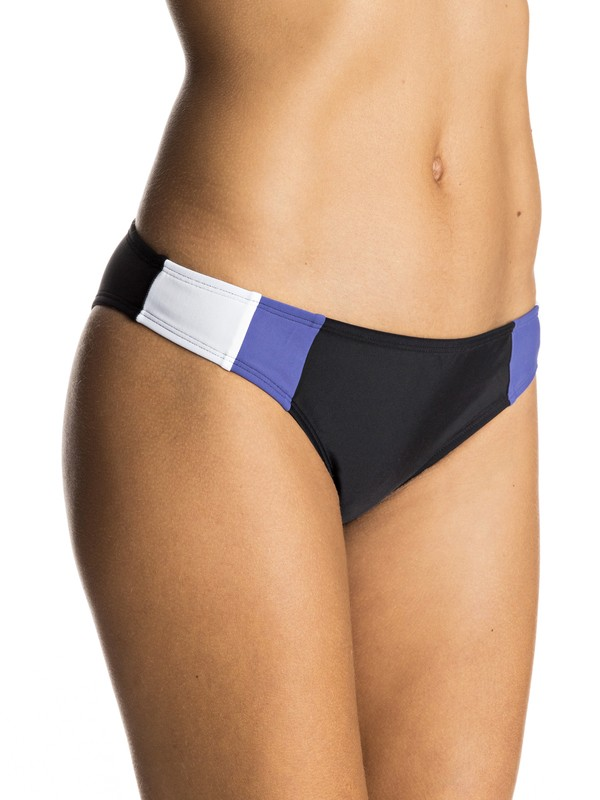 0 Lisa Andersen Surfer Bikini Bottoms  ERJX403440 Roxy