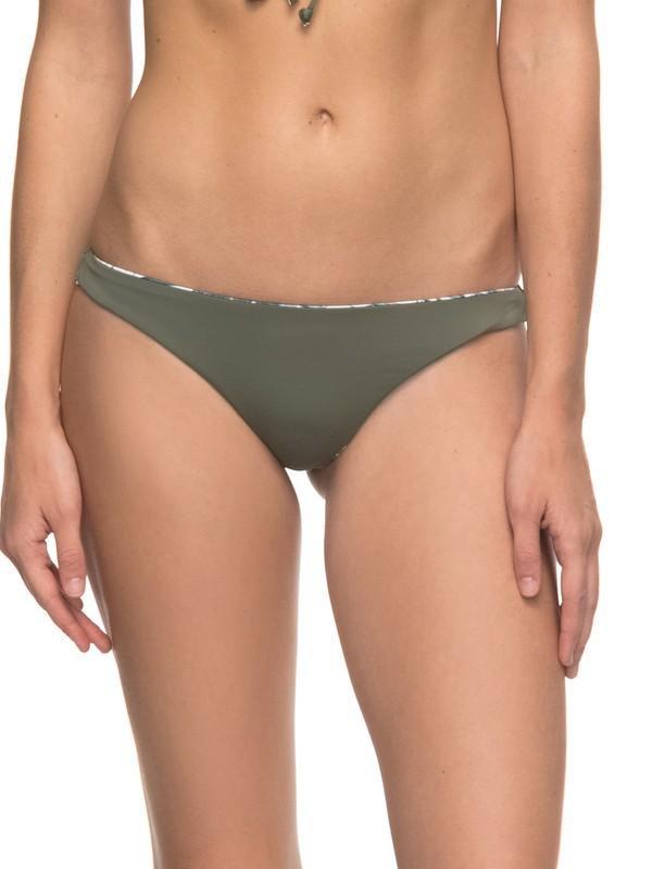 0 Strappy Love - Reversible Bikini Bottoms for Women  ERJX403470 Roxy