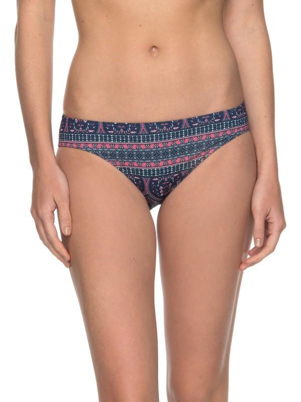 0 Sun, Surf And ROXY 70s Bikini Bottoms Multicolor ERJX403518 Roxy