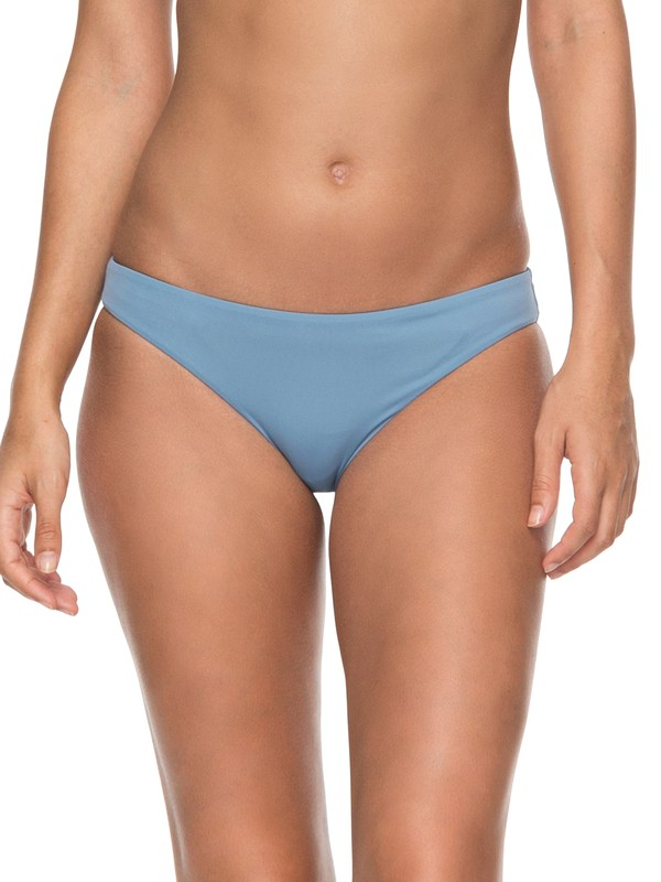 0 Softly Love Scooter Bikini Bottoms Blue ERJX403540 Roxy