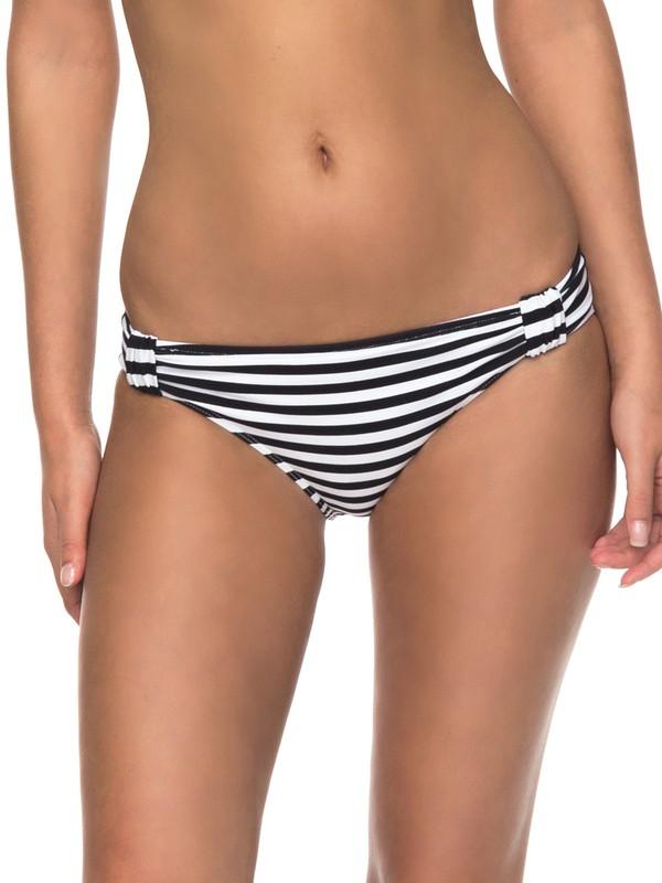 0 ROXY Essentials  Full Bikini Bottoms White ERJX403563 Roxy