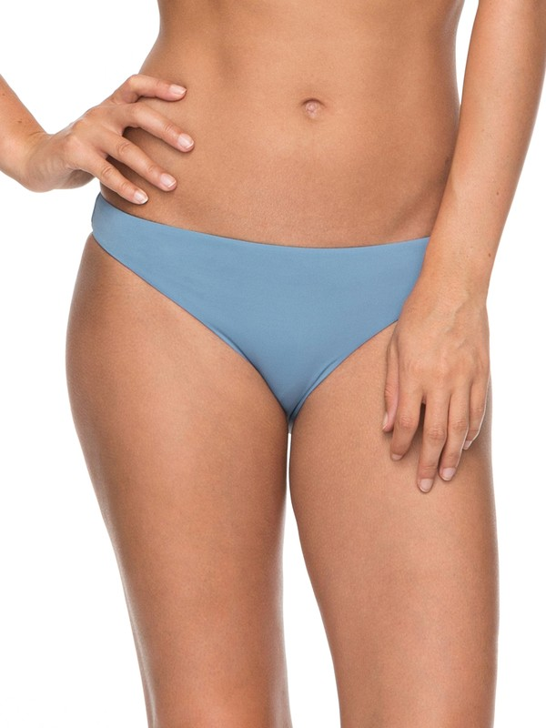 0 Softly Love Reversible Surfer Bikini Bottoms Blue ERJX403573 Roxy