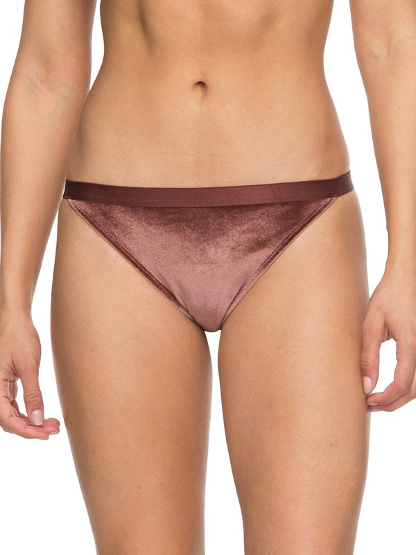 0 Parte Inferior de Bikini Surfer Western Escape Marrón ERJX403581 Roxy