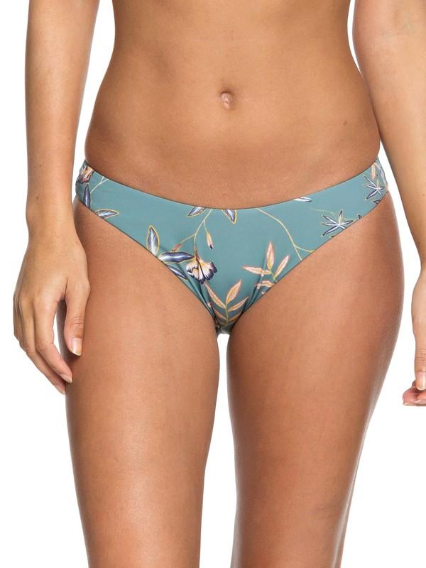 0 Softly Love Reversible Moderate Bikini Bottoms  ERJX403609 Roxy