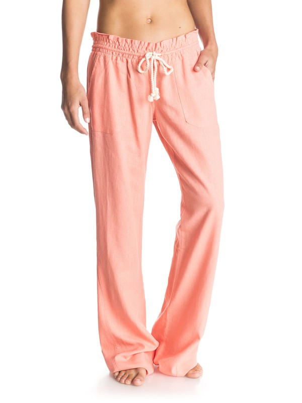 0 Oceanside Beach Pants  ERJX603003 Roxy