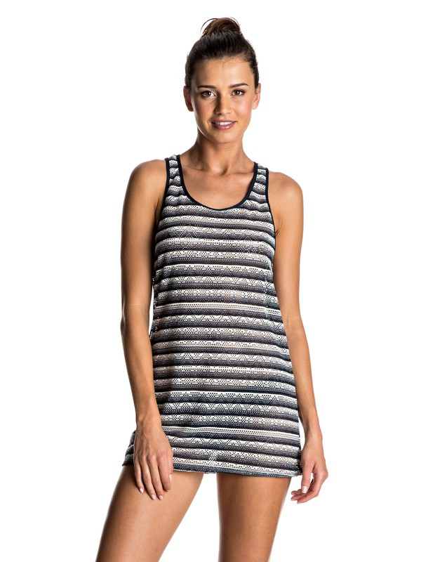 0 Crochet Easy Cover Up Dress  ERJX603075 Roxy