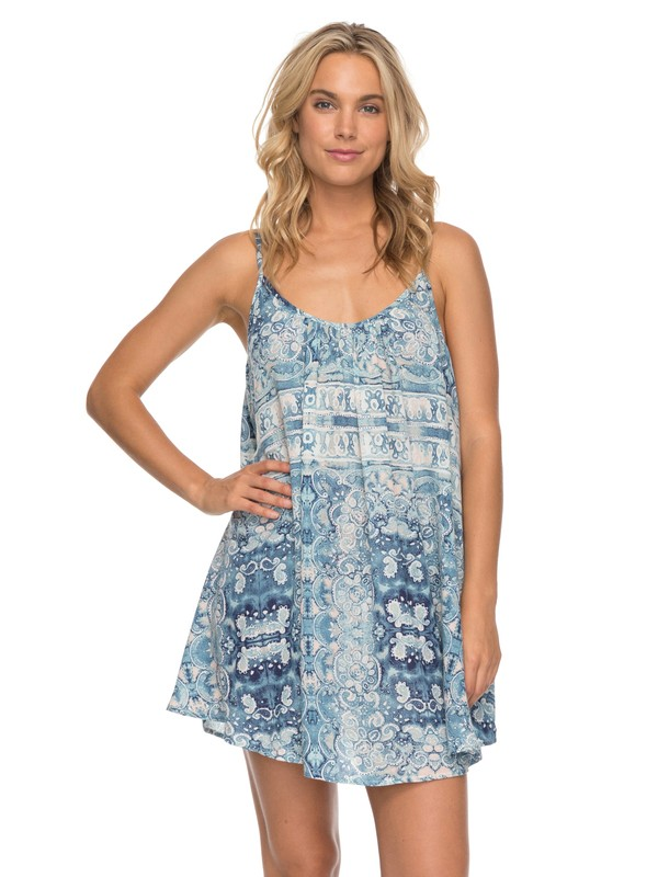 0 Windy Fly Away - Strappy Dress for Women White ERJX603106 Roxy