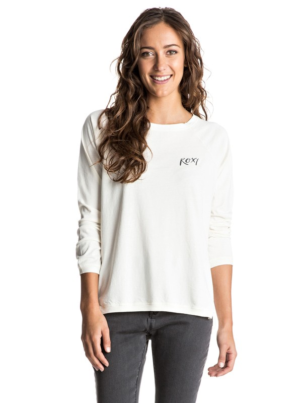 0 Cruzy Cruz New Generation Long Sleeve Tee  ERJZT03927 Roxy