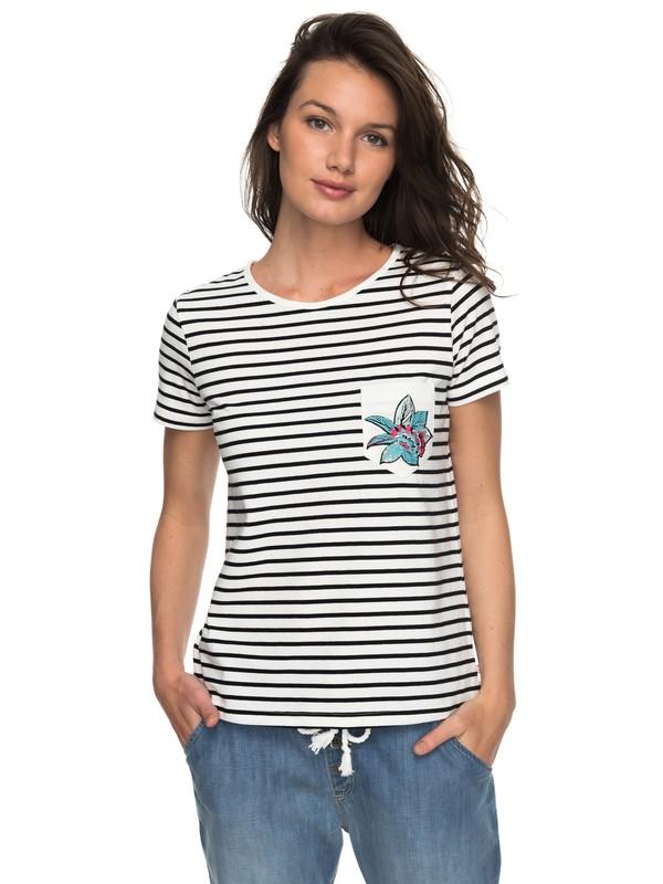 0 Bahamas Cottage A - Camiseta para Mujer  ERJZT04180 Roxy