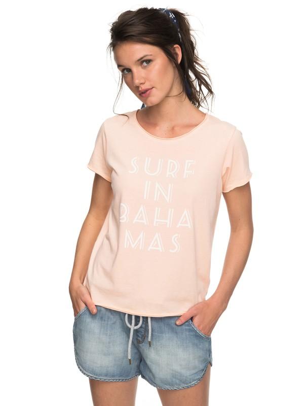 0 POP Surf B - T-Shirt for Women Pink ERJZT04199 Roxy