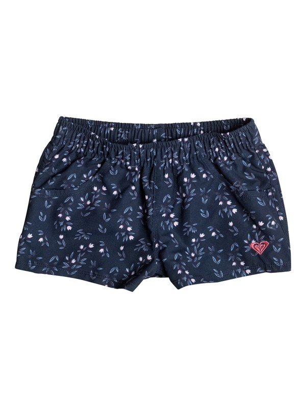 0 Girls 2-6 ROXY Star Boho Boardshorts  ERLBS03021 Roxy