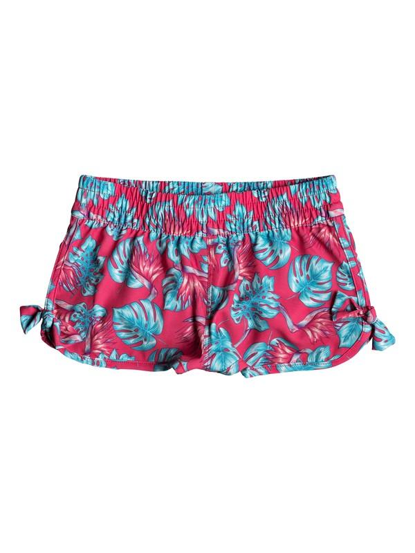 0 Girls 2-6 ROXY Mermaid Boardshorts  ERLBS03024 Roxy
