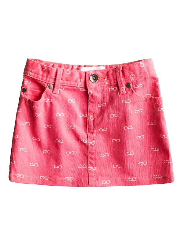 0 Girls 2-6 TW Aintsoa Print Skirt  ERLDK00000 Roxy