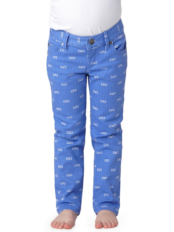 0 Girls 2-6 Tawana Print Jeans  ERLDP00003 Roxy
