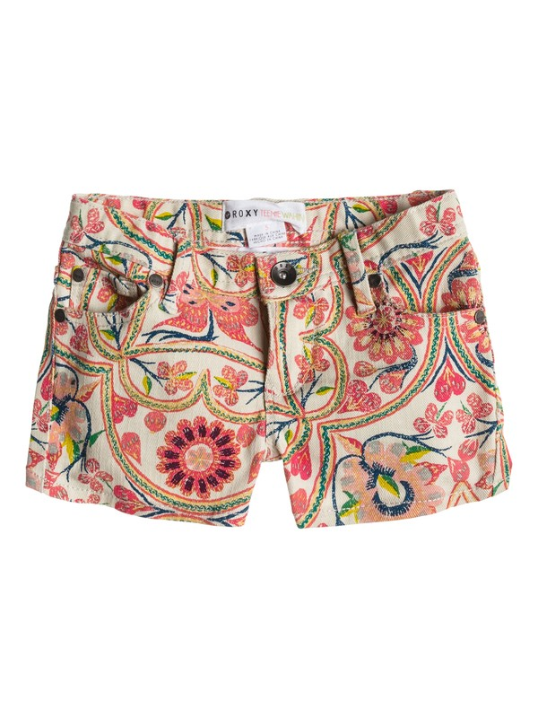 0 Girls 2-6 Lisy Printed Shorts  ERLDS03005 Roxy