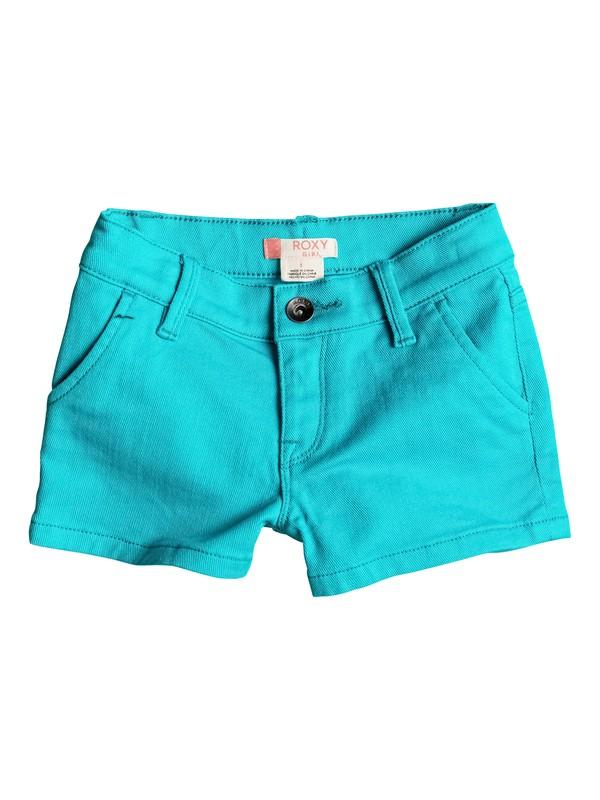 0 Girls 2-6 Ur True Dreams Denim Shorts  ERLDS03023 Roxy