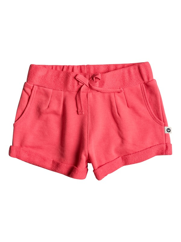 0 Girls 2-6 Oldy Carpark Beach Shorts  ERLFB03031 Roxy
