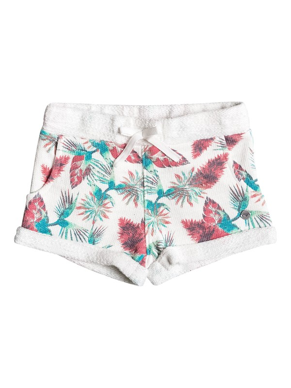0 Girls 2-6 Listen It Loud Beach Shorts  ERLFB03032 Roxy