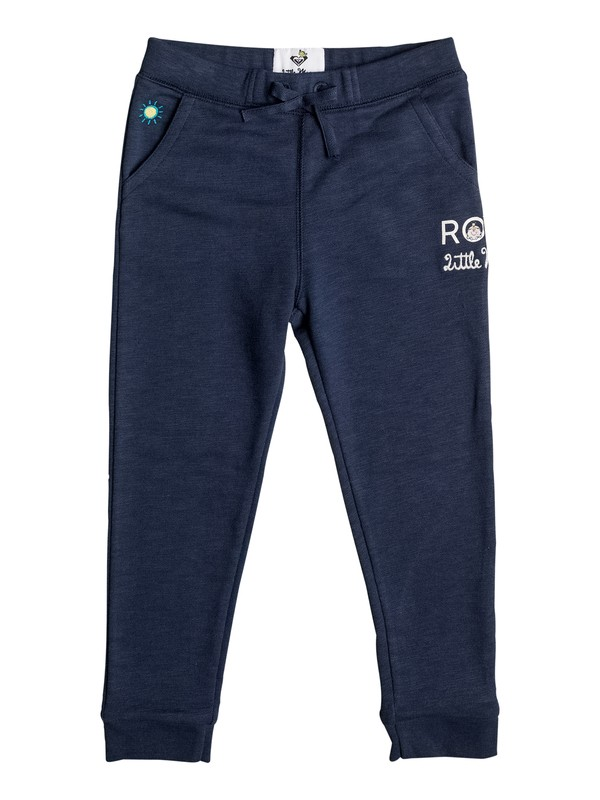0 Girl's 7-14 Brilliant Light Jersey Joggers  ERLFB03037 Roxy