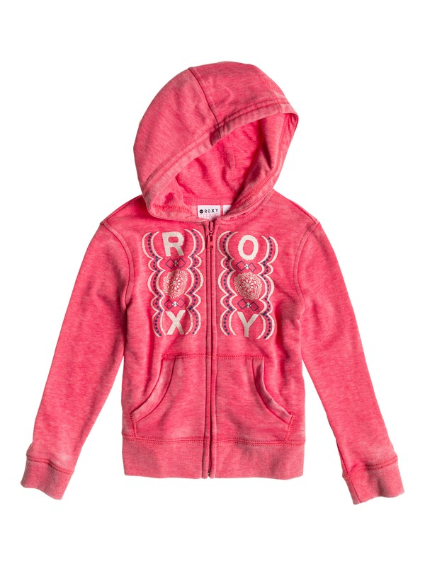 0 Girls 2-6 Brookyn A Hoody  ERLFT03000 Roxy
