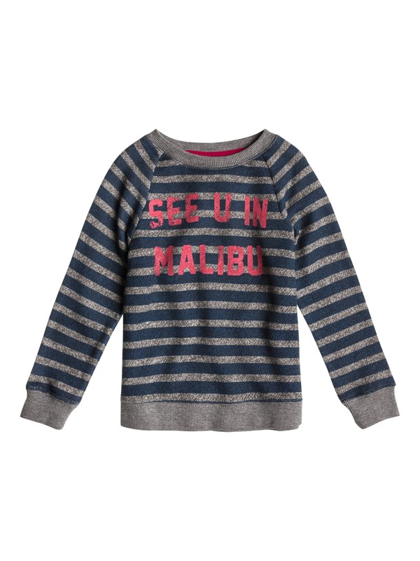 0 Girls 2-6 Believe Printed A Sweatshirt  ERLFT03007 Roxy