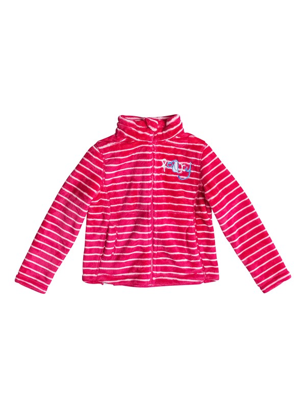 0 Girl's 2-6 Igloo Zip-Up Fleece  ERLFT03058 Roxy