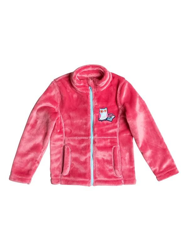 0 Igloo - Plush Fleece Jacket  ERLFT03081 Roxy