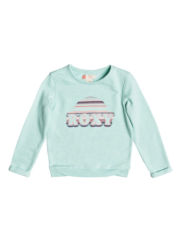 0 Girl's 2-6 Gonna Win Roxy Sunset Sweatshirt  ERLFT03126 Roxy