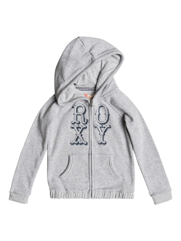 0 Girls 2-6 Holding On Zip-Up Hoodie  ERLFT03127 Roxy