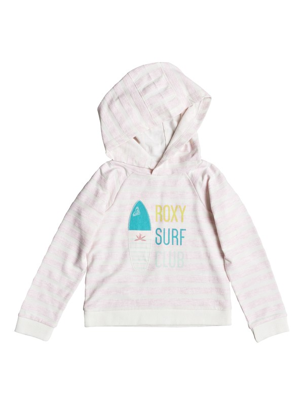 0 Girl's 2-6 Easy To Begin Hoodie  ERLFT03132 Roxy