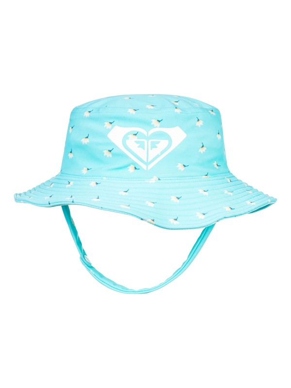 0 Girls 2-6 Bobby Bucket Hat Blue ERLHA03044 Roxy